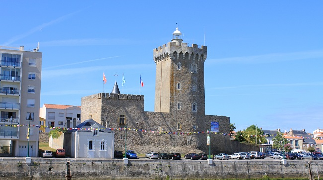 La tour d'Arundel - Les Sables d'Olonne